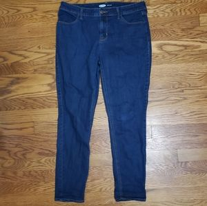 Old Navy, Super Skinny Jeans, size 12